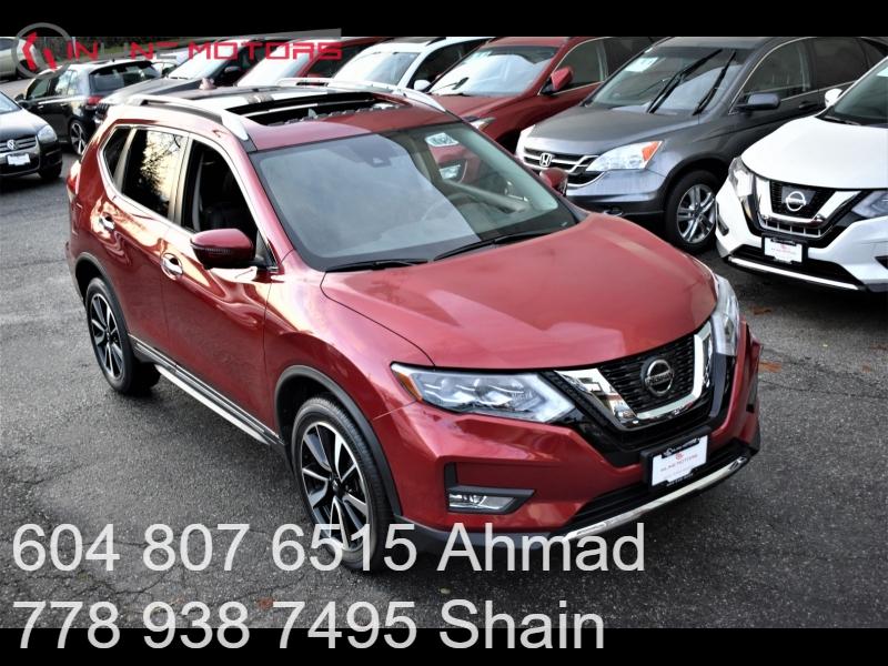 Nissan Rogue 2018 price $23,980