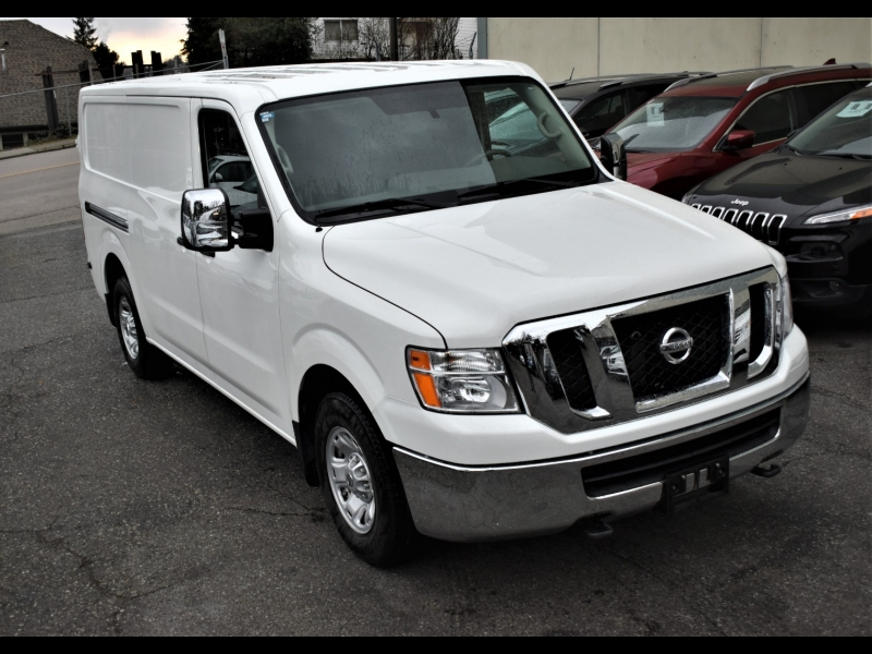 Nissan NV 3500 2017 price $32,990