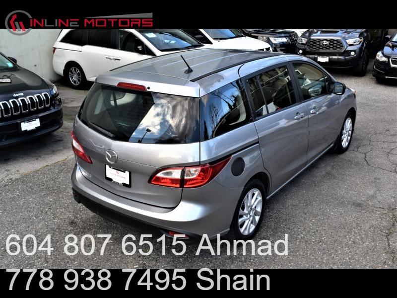Mazda 5 2014 price $9,980