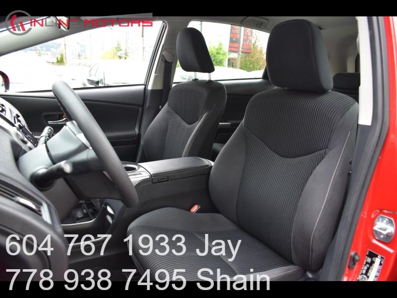 Toyota Prius v 2015 price $0
