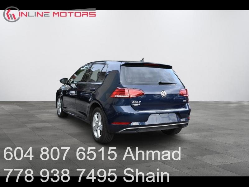 Volkswagen Golf 2018 price $17,990