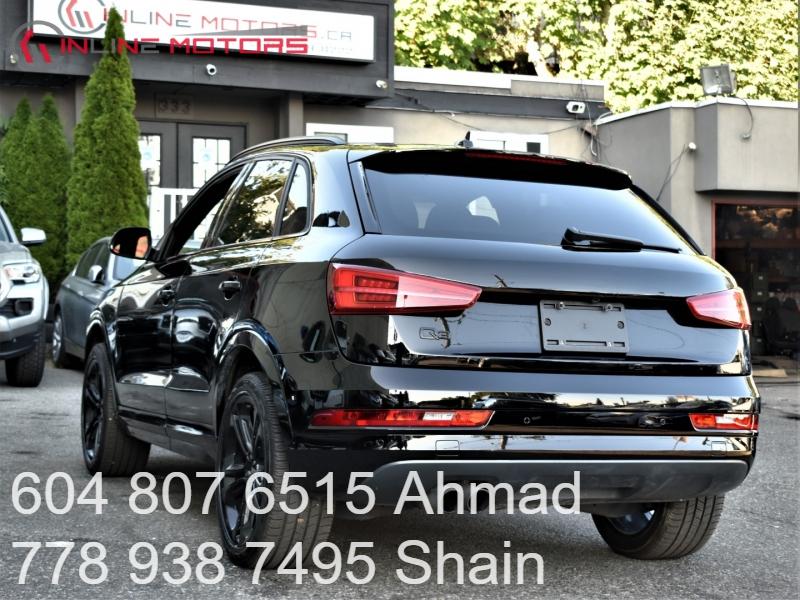 Audi Q3 2018 price $29,990