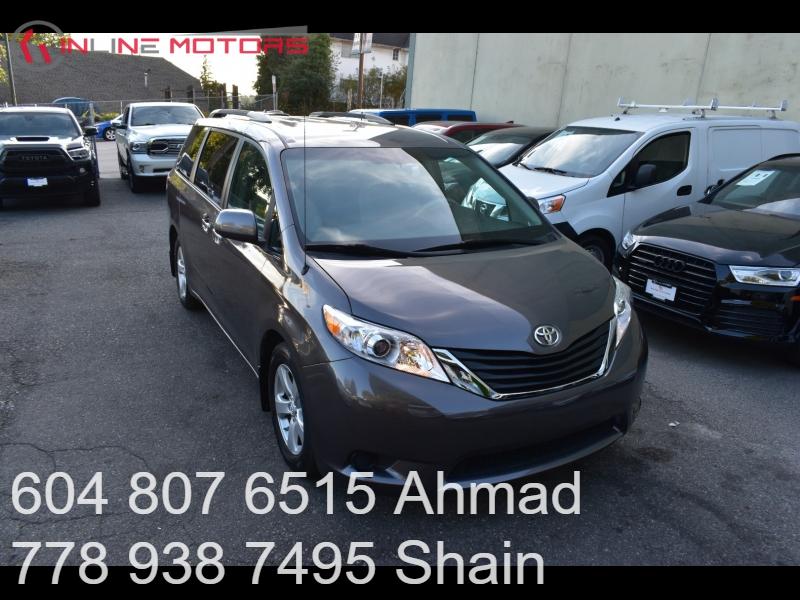 Toyota Sienna 2012 price $17,990