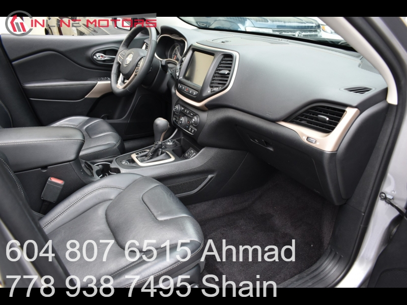 Jeep Cherokee 2017 price $21,990