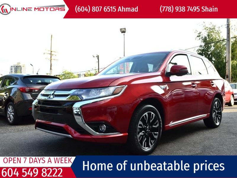 Mitsubishi Outlander 2018 price $27,990
