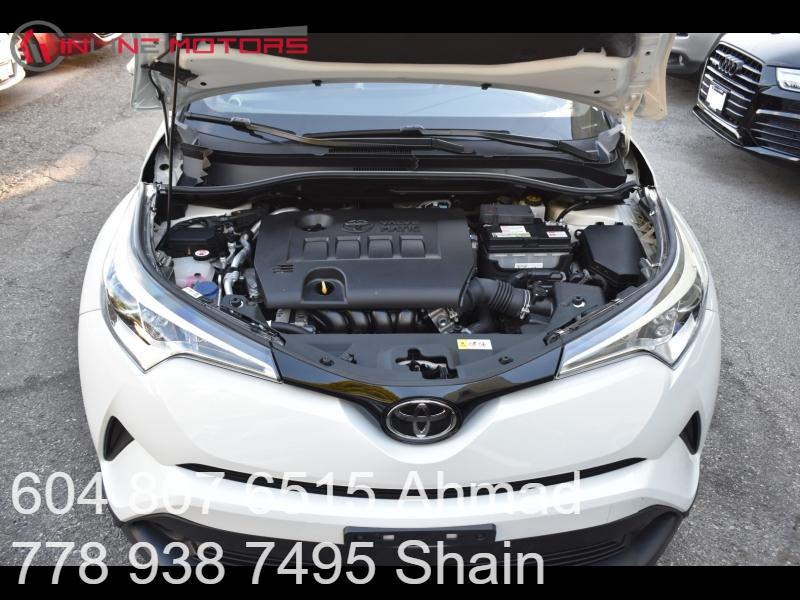 Toyota C-HR 2018 price $19,990