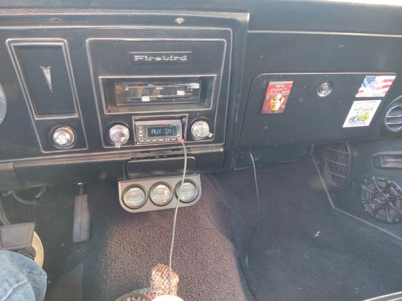Pontiac Firebird 1969 price $30,500