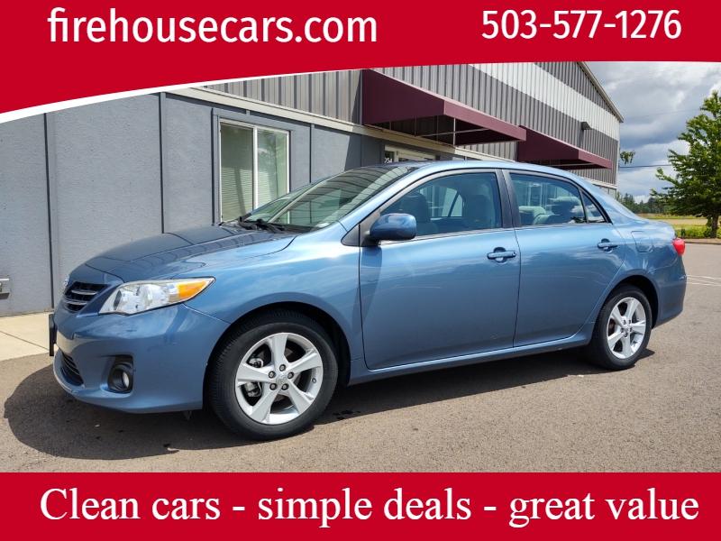 Toyota Corolla 2013 price $13,976