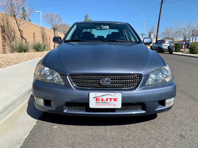 Lexus IS 300 2005 price $7,750