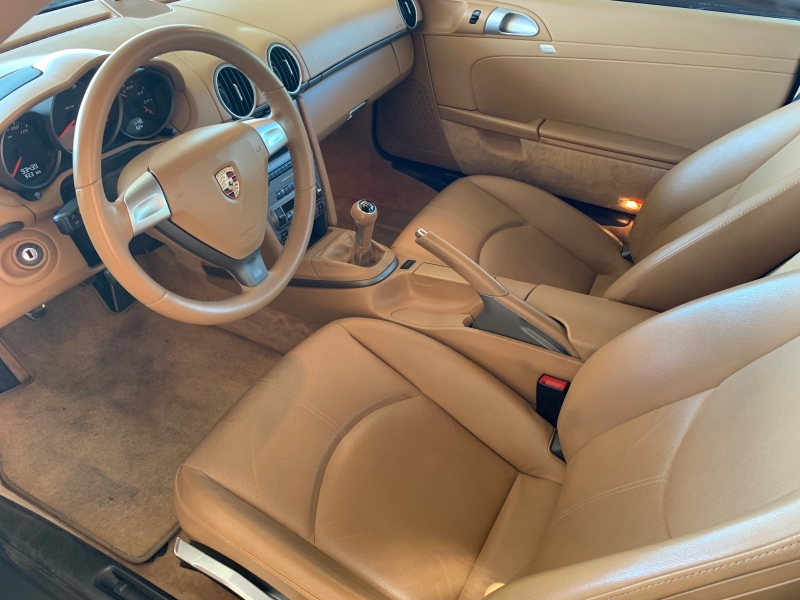 Porsche Cayman 2007 price $16,950