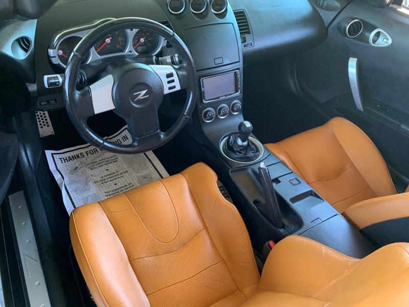 Nissan 350 Z 2004 price $9,950
