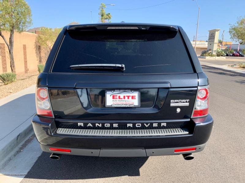 Land Rover Range Rover Sport 2011 price $17,950