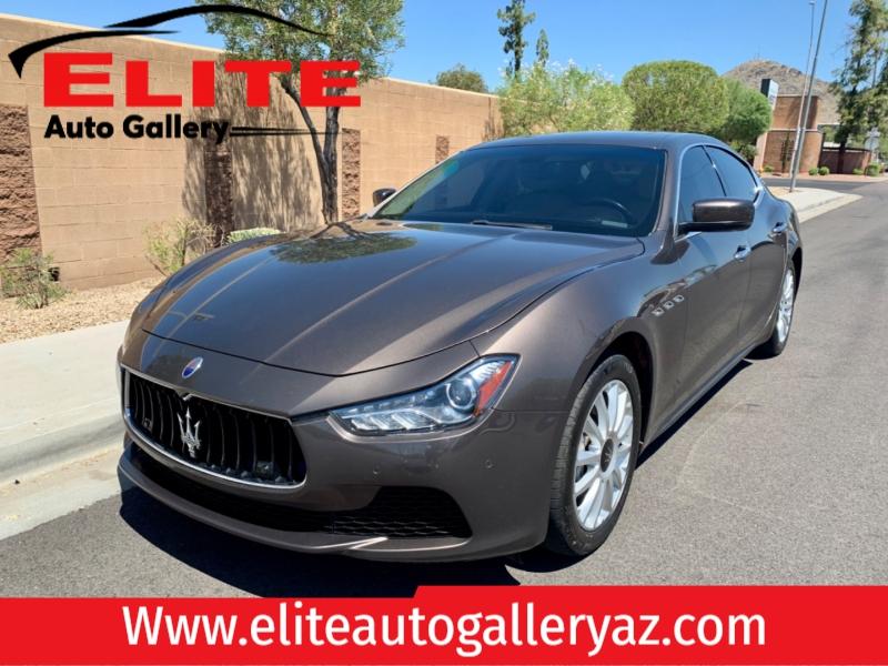 Maserati Ghibli 2014 price $24,950
