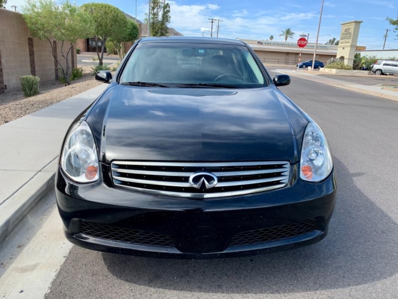 Infiniti G35 Sedan 2006 price $8,750