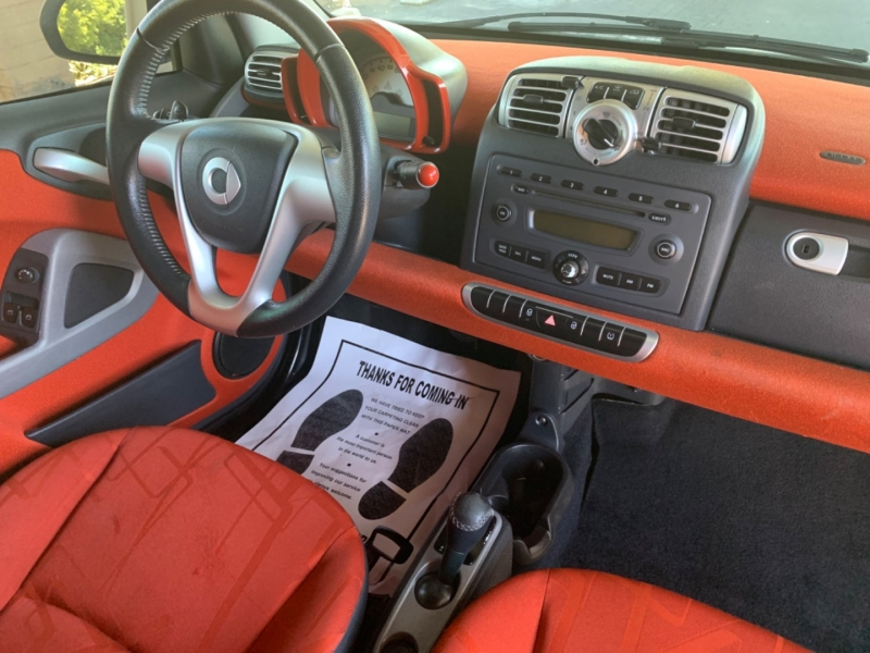 Smart fortwo 2008 price $5,950