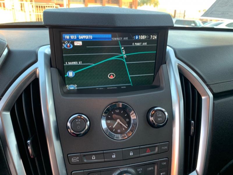 Cadillac SRX 2012 price $12,950