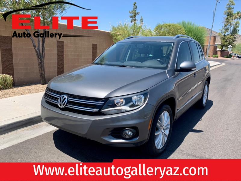 Volkswagen Tiguan 2012 price $9,500