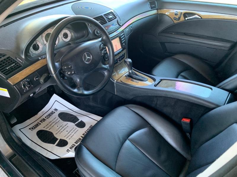 Mercedes-Benz E-Class 2007 price $7,500