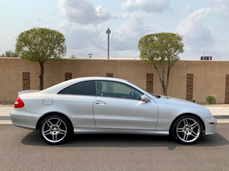 Mercedes-Benz CLK-Class 2006 price $8,500
