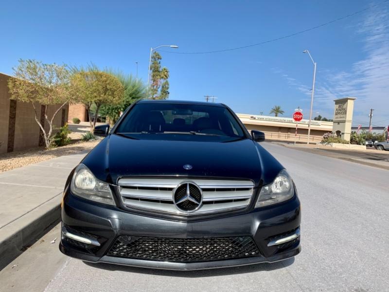 Mercedes-Benz C-Class 2012 price $10,500