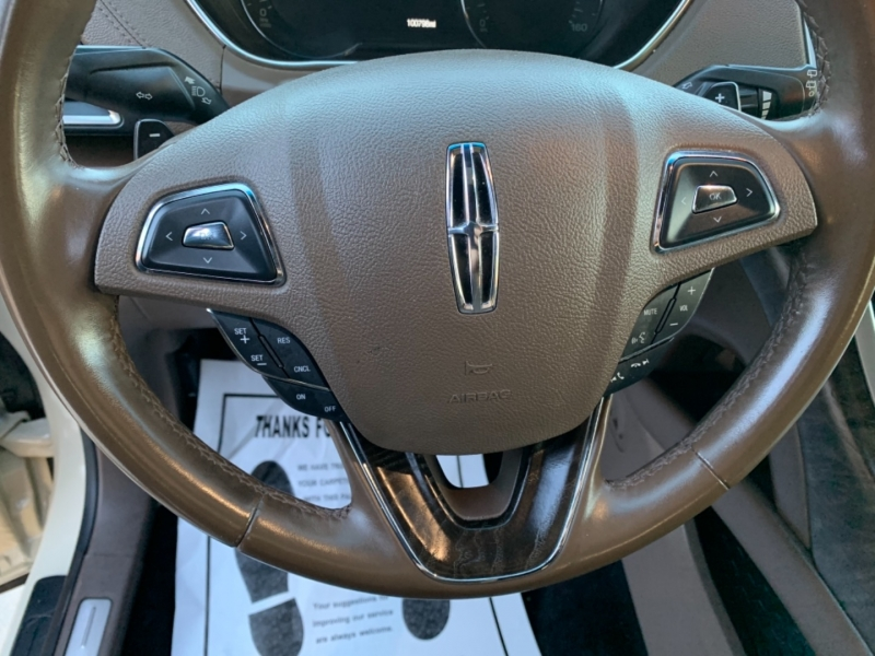 Lincoln MKX 2016 price $19,950
