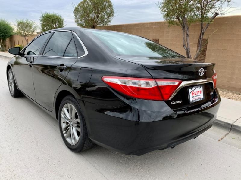 Toyota Camry 2016 price $14,950