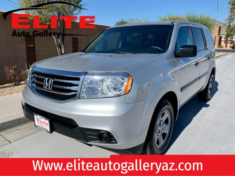 Honda Pilot 2014 price $15,950