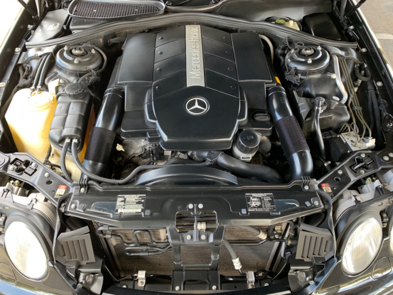 Mercedes-Benz CL-Class 2002 price $8,500