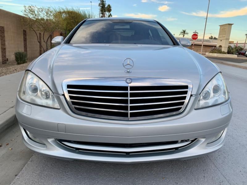 Mercedes-Benz S-Class 2007 price $13,500