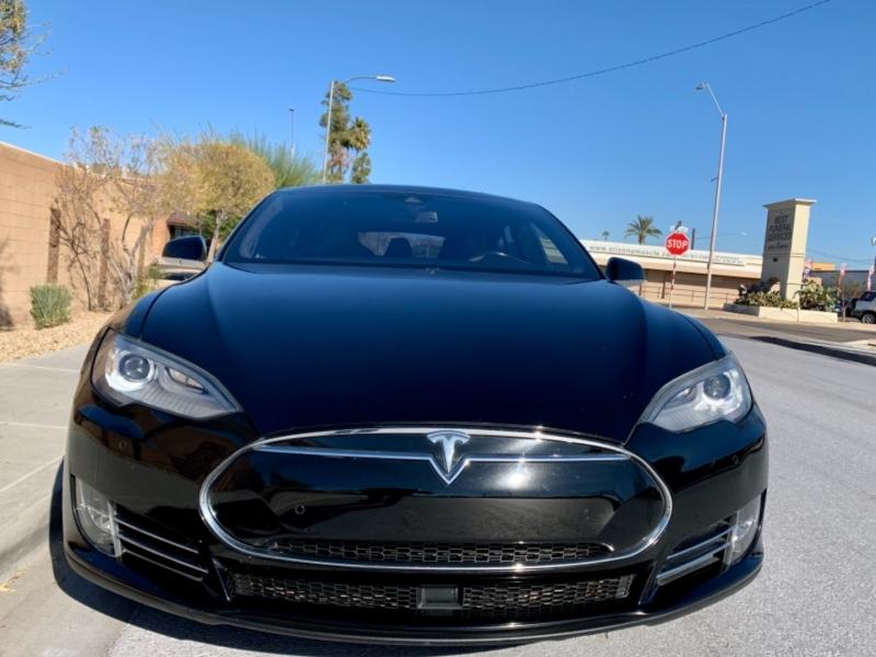 Tesla Model S 2014 price $43,950
