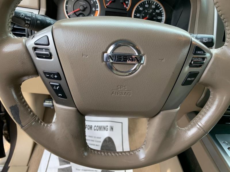 Nissan Armada 2015 price $20,950