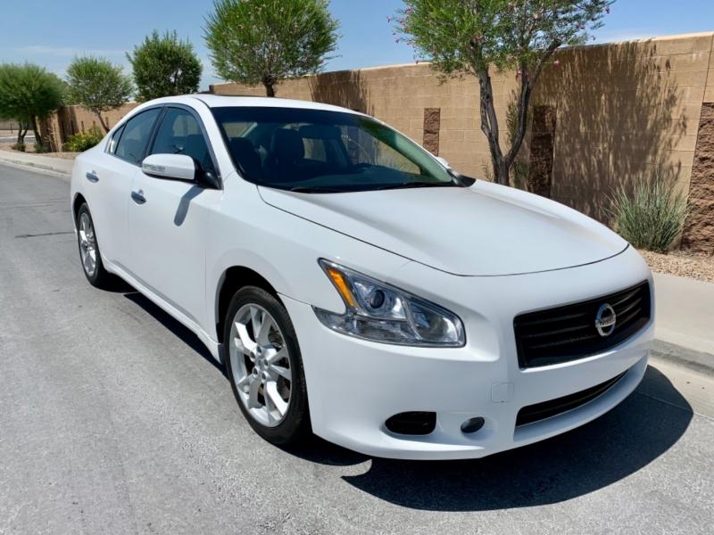 Nissan Maxima 2012 price $11,500