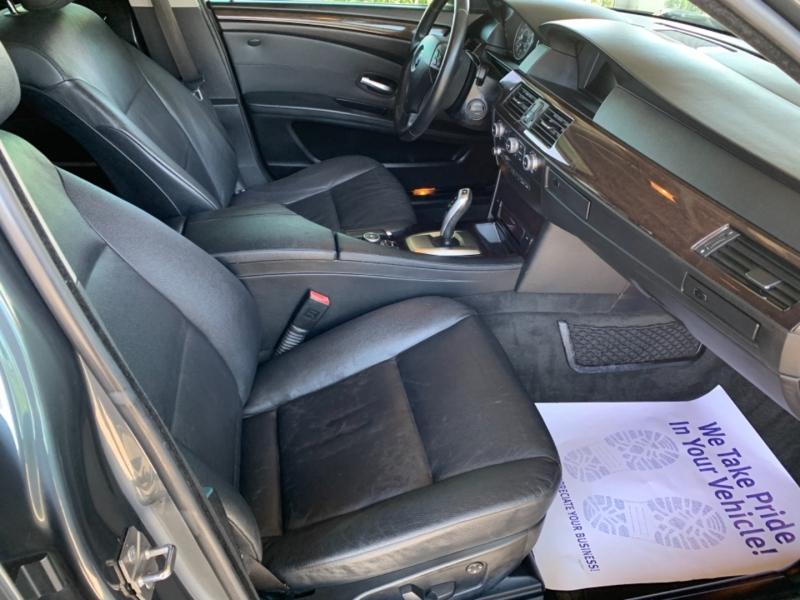 BMW 5-Series 2010 price $10,500