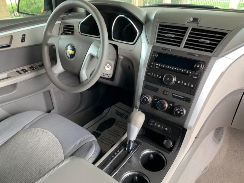Chevrolet Traverse 2011 price $8,500