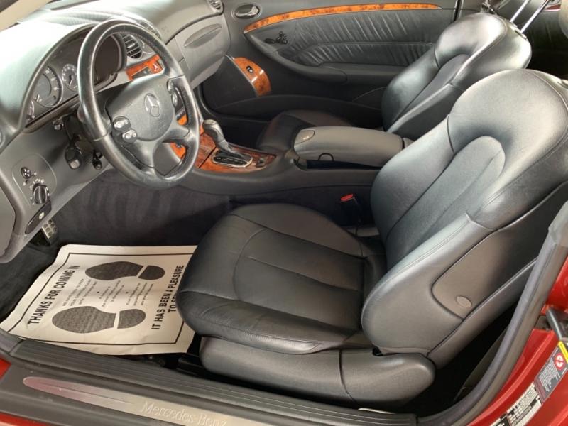 Mercedes-Benz CLK-Class 2005 price $9,950