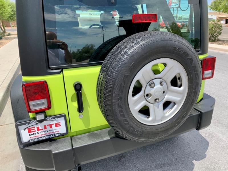 Jeep Wrangler Unlimited 2016 price $28,950
