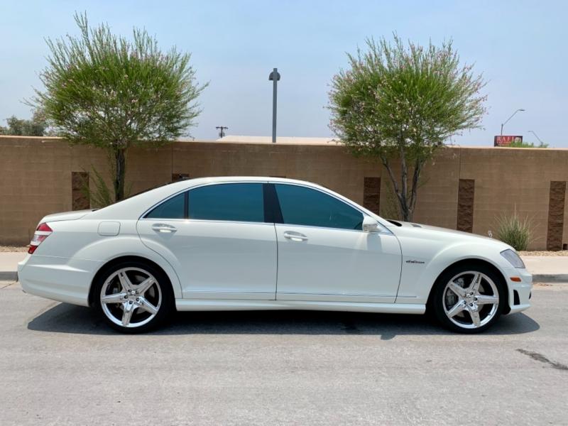 Mercedes-Benz S-Class 2008 price $29,500