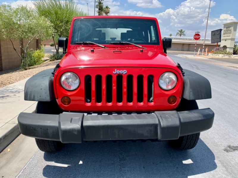 Jeep Wrangler 2009 price $16,500