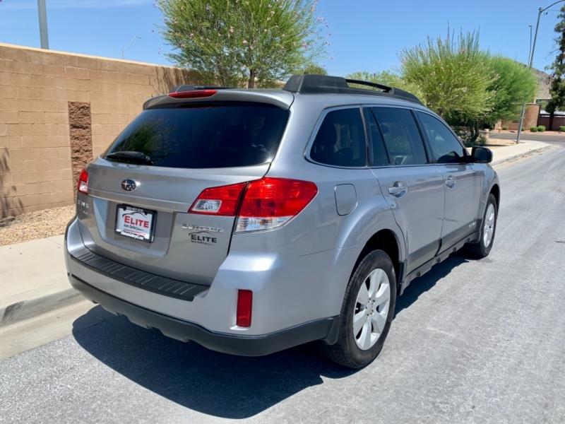Subaru Outback 2011 price $9,500