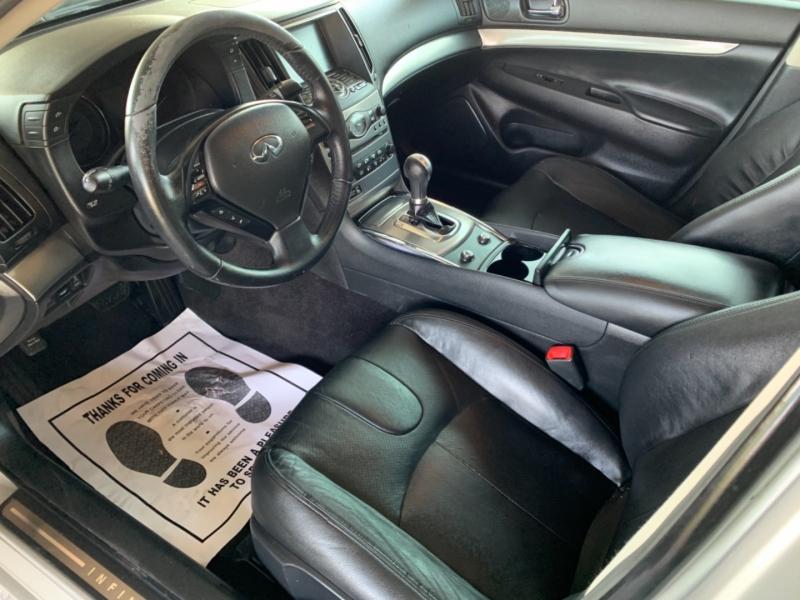 Infiniti G 37 2013 price $15,500