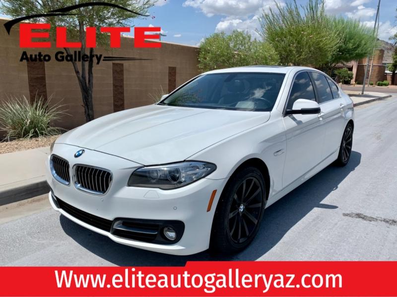 BMW 5-Series 2015 price $25,500