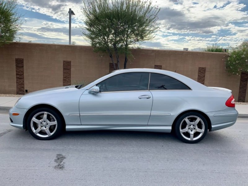 Mercedes-Benz CLK-Class 2005 price $8,950