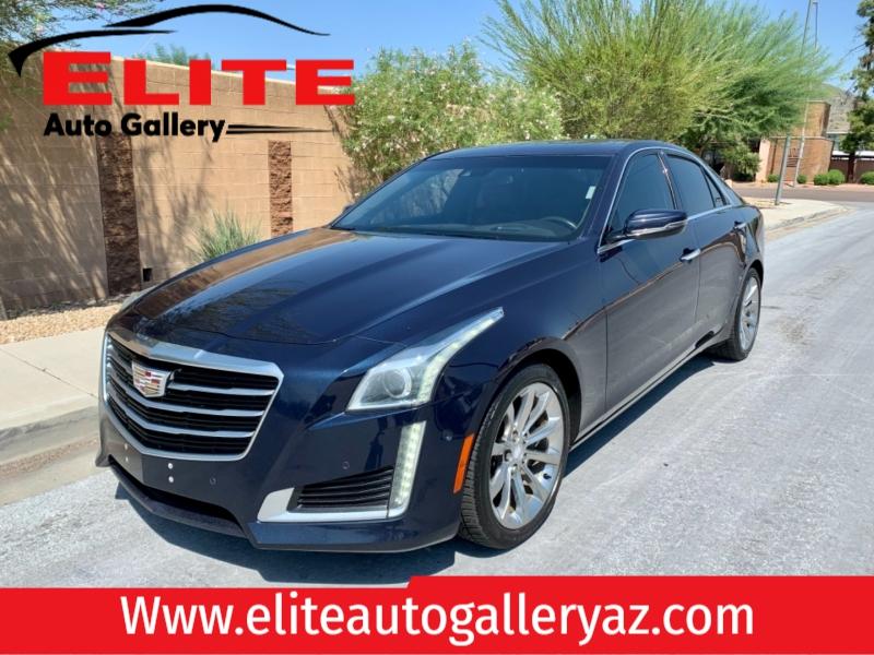 Cadillac CTS Sedan 2016 price $25,950