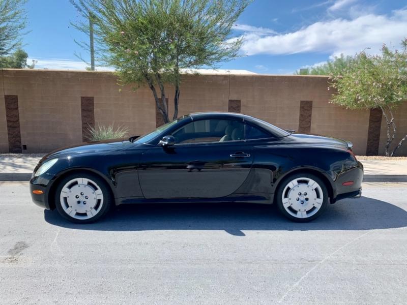 Lexus SC 430 2002 price $13,950