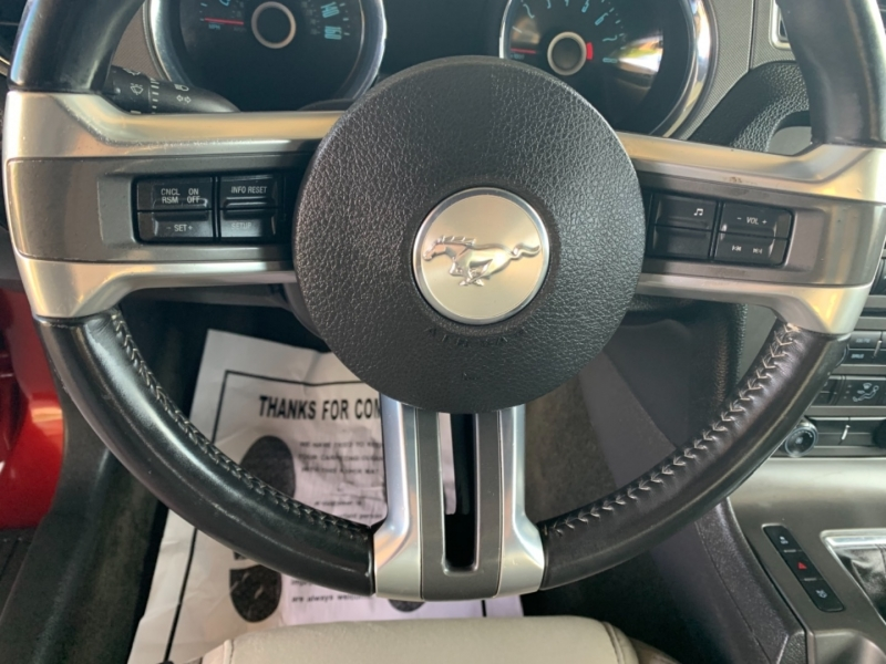 Ford Mustang 2014 price $14,950