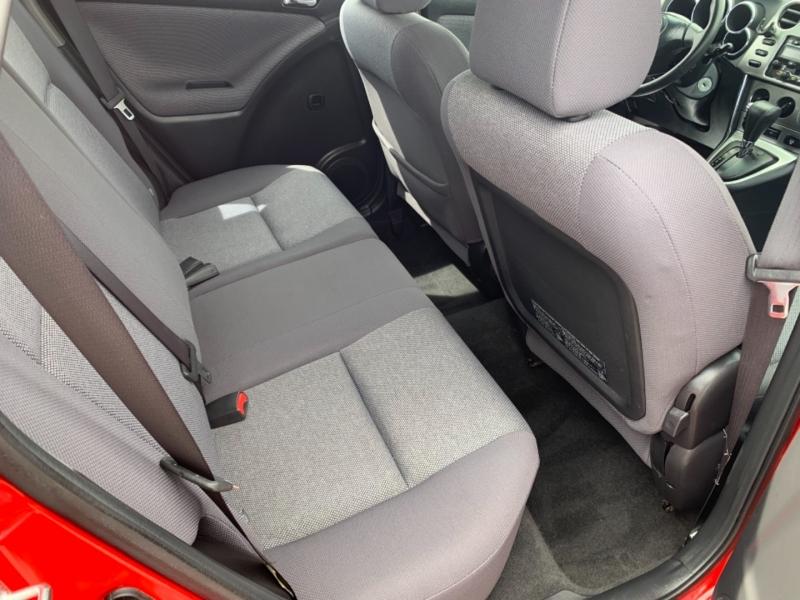 Toyota Matrix 2003 price $8,950
