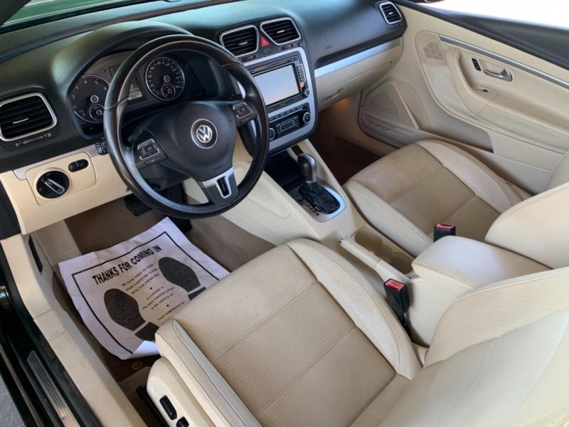 Volkswagen Eos 2012 price $12,950