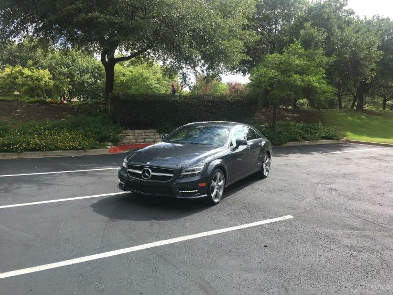 Mercedes-Benz CLS-Class 2014 price $27,500