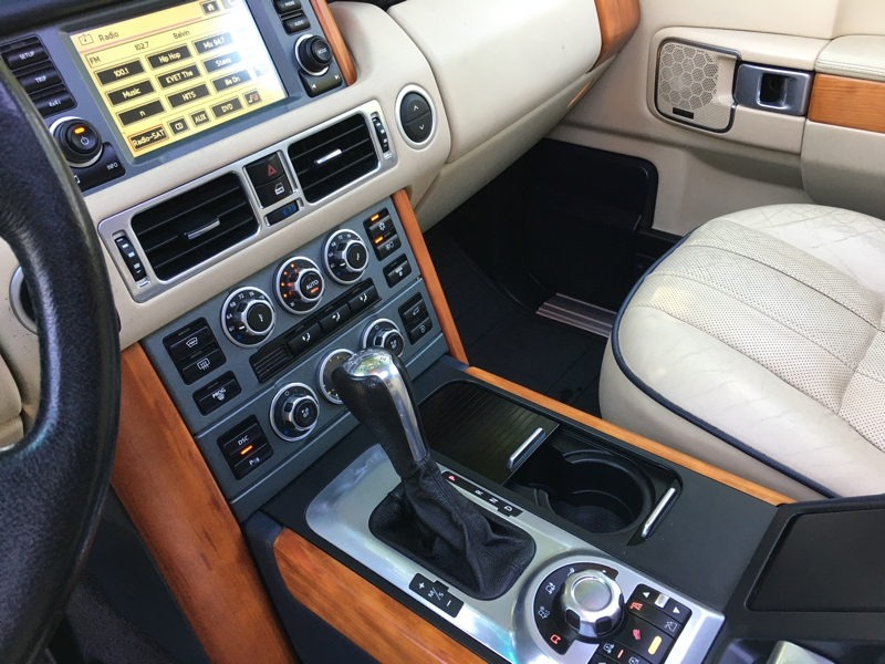 Land Rover Range Rover 2008 price $9,500