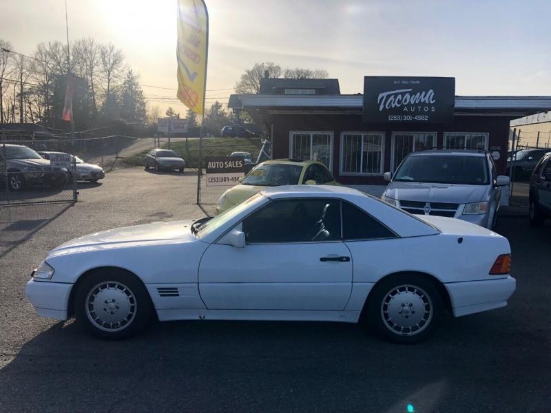 Mercedes-Benz 300-Class 1991 price $4,990
